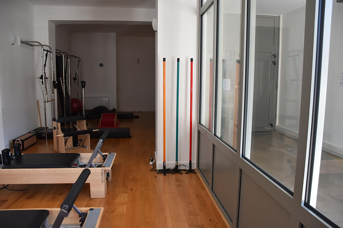 Salle Pilates 2 le Carreau